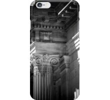 Pillar iPhone Case/Skin
