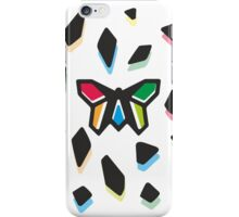 Rainbow Anigami Mr. Butterfly iPhone Case/Skin
