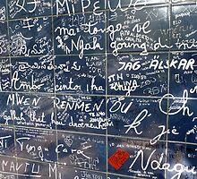 I love you - je t'aime - ich liebe dich - ti amo - kocham cie ...eu te amo ... by bubblehex08