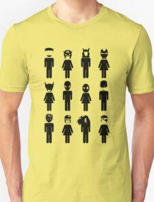 Toilet Heroes! T-Shirt