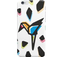 Rainbow Anigami Mr. Crane iPhone Case/Skin