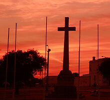 LEST WE FORGET by Paul Cavanagh