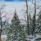 Winter Solitude by Jack G Brauer