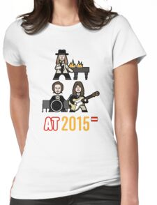 Austria 2015 Womens Fitted T-Shirt