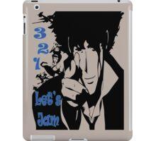 3, 2, 1 Let's Jam! iPad Case/Skin