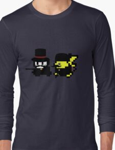 Pokemon Gentlemen Long Sleeve T-Shirt