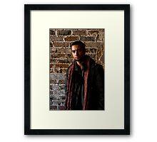 Model shot 7 Framed Print