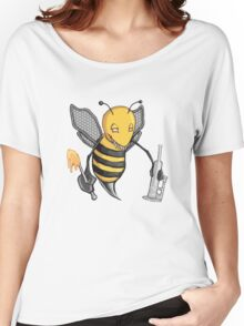 Bee Dab (No Text) Women's Relaxed Fit T-Shirt