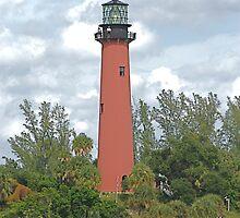 Jupiter Lighthouse by dhjorleifsson