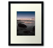 Tranquillity Base. Framed Print