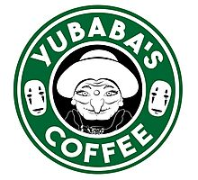Yubaba's Coffee Photographic Print