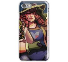 Rose Gardener  iPhone Case/Skin