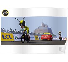 #PolyPeloton : Froome Wasp Poster