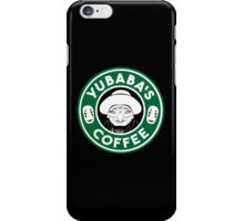 Yubaba's Coffee iPhone Case/Skin