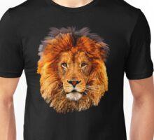 Old Lion Digital art Painting Unisex T-Shirt