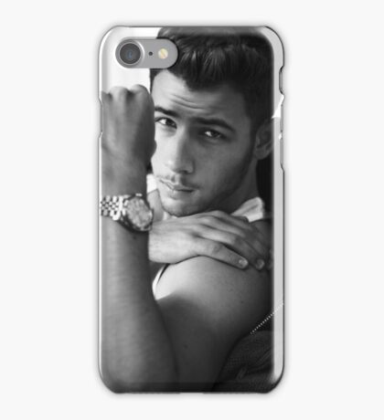 Nick Jonas iPhone Case/Skin