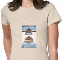 Carl's Chocolate Pudding Womens Fitted T-Shirt