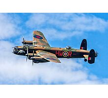 "Avro Lancaster B.1 PA474 HW-R ""Phantom of the Ruhr"" Photographic Print"