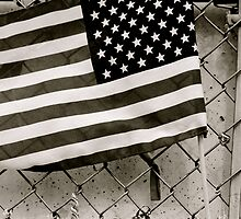 American Flag by Taylor Russell