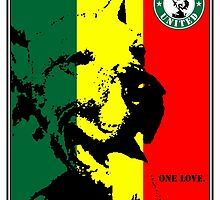 NO-KILL UNITED : ES ONE LOVE (PRINT) by Anthony Trott