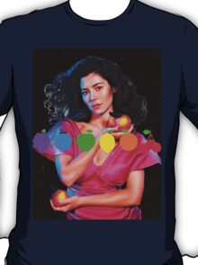 MARINA AND THE DIAMONDS FROOT LOGO AND PICTURE  T-Shirt