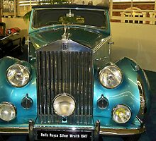1947 Rolls Royce Silver Wraith Franay Drophead Coupe by Diane Trummer Sullivan
