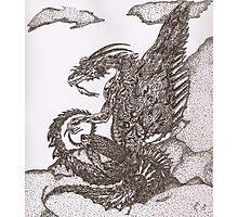 Dragon (original) Photographic Print
