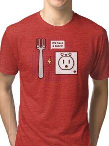 Spark Tri-blend T-Shirt