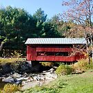 Northfield Vermont in the Fall by AnnDixon