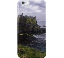 Dunluce Coastal View iPhone Case/Skin