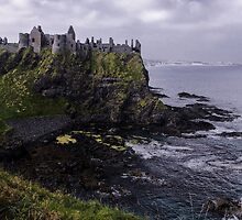 Dunluce Coastal View by Wrayzo