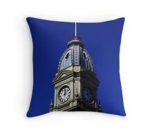 North Melbourne Post Office Throw Pillow