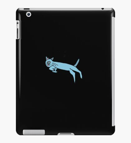 TAISAN! CAT GETTING OUT iPad Case/Skin