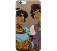 Disney Jaegers - Jasmine and Aladdin  iPhone Case/Skin