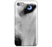 BLUE EYED HYBRID iPhone Case/Skin