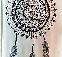 Dream Catcher Mandala by copernicus-art