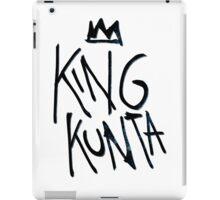 King Kunta Kendrick Lamar Tee iPad Case/Skin