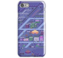 Threed map iPhone Case/Skin