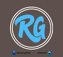 RG Logo with White Circles and Blue Lettering T-Shirt