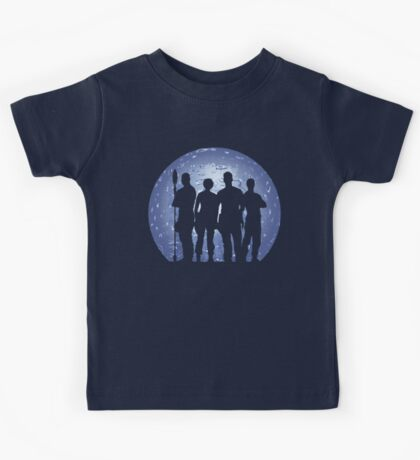 Ready for Action Kids Tee