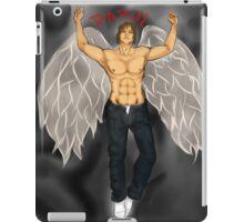 daryl dixon iPad Case/Skin