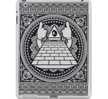 Pyramid of Doom iPad Case/Skin