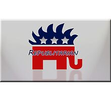 Republitarian by lawrencebaird