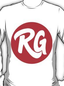 RG Original logo Red T-Shirt