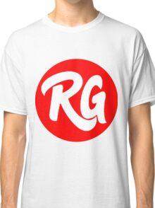 RG Original logo Red Classic T-Shirt