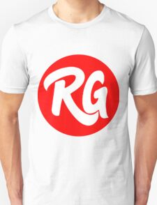 RG Original logo Red T-Shirt