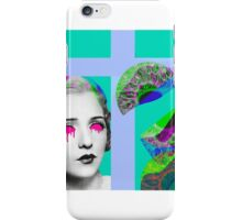 Stab me in the 50s  iPhone Case/Skin
