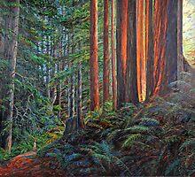 Stillwater Cove Canyon Trail by Gary Symington