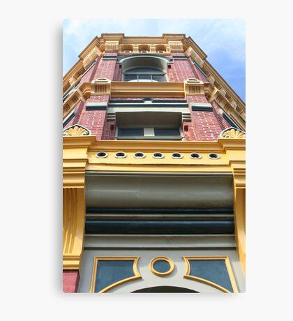 """Historic Building"" Canvas Print"