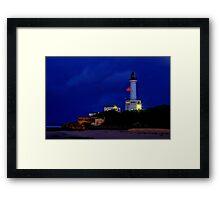 """""""Beacon of Hope"""" Framed Print"""